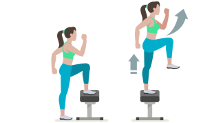 page-exercices-step-up