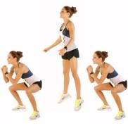 squat-saute